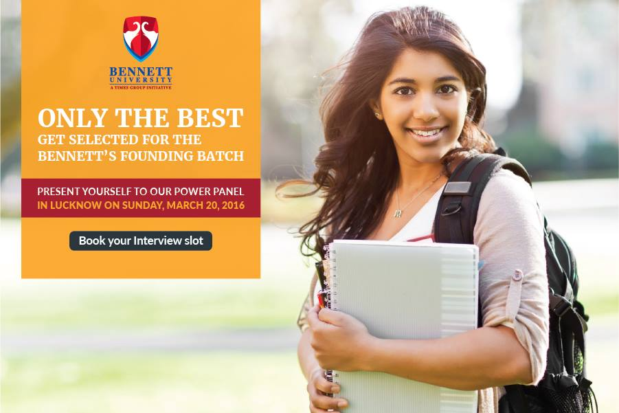 City Outreach for Admissions, Bennett University
